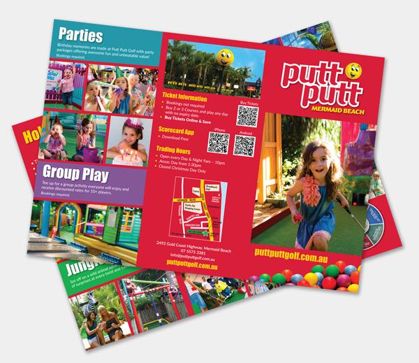Brochures-Putt-Putt